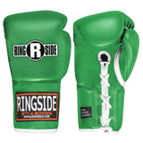 Ringside Pro Lace Fight Gloves - Angle 5