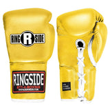 Ringside Pro Lace Fight Gloves - Angle 6