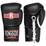 Ringside Pro Lace Fight Gloves - Angle 2