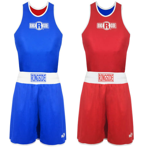 Ringside Reversible Competition Boxing Set