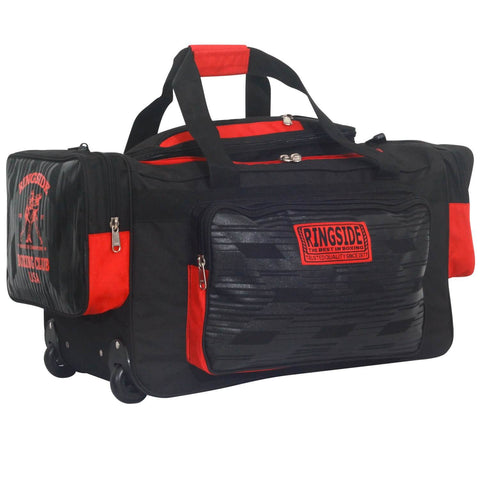 fcc30c8736 Ringside Rolling Elite Gym Bag – ZoobGear
