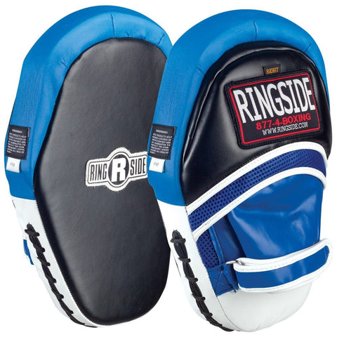Ringside Soft Strike Long Punch Mitts - Main
