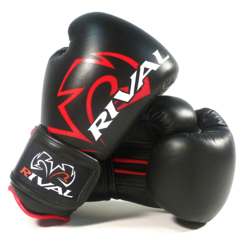 Rival Classic Sparring Gloves - Black