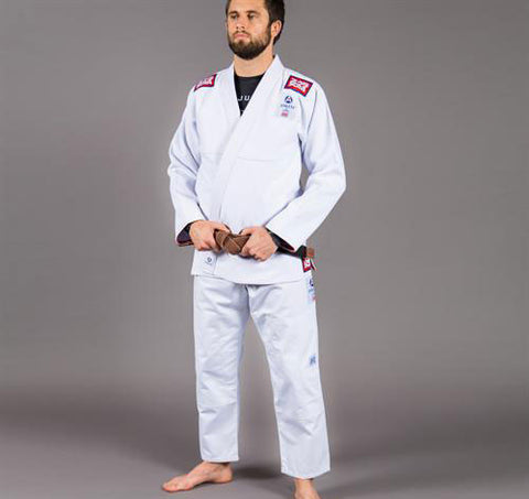 Scramble Athlete V2 Brazilian Jiu Jitsu Gi - Main