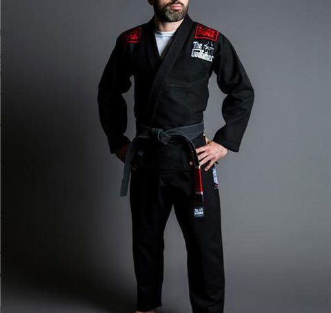 Scramble Godfather Brazilian Jiu Jitsu Gi - Main
