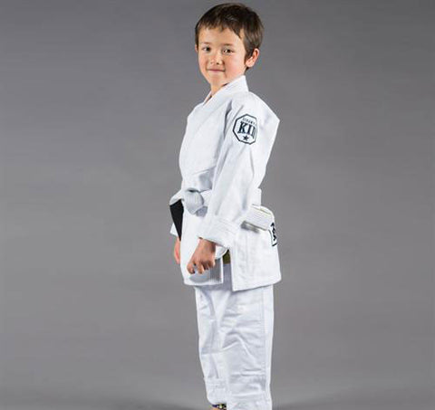 Scramble Kids Jiu Jitsu Gi - Main