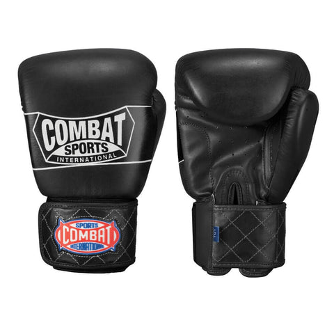 Combat Sports Muay Thai Style Sparring Gloves - Main