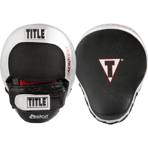 Title Aerovent Anarchy Focus Mitts - Main