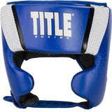 Title Aerovent Elite Amateur Comp. Headgear - Angle 2