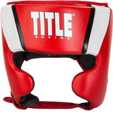 Title Aerovent Elite Amateur Comp. Headgear - Angle 3