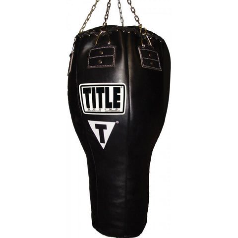 Title Angle Heavy Bag - Main