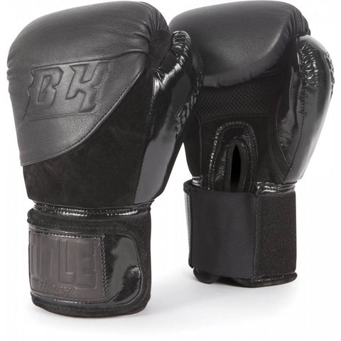 Title Black Blitz Fit Training Gloves - Main