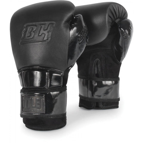 Title Black Fierce Boxing Training Gloves - Main
