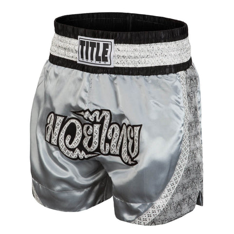 Title Boxing Apsara Star Muay Thai Shorts - Main