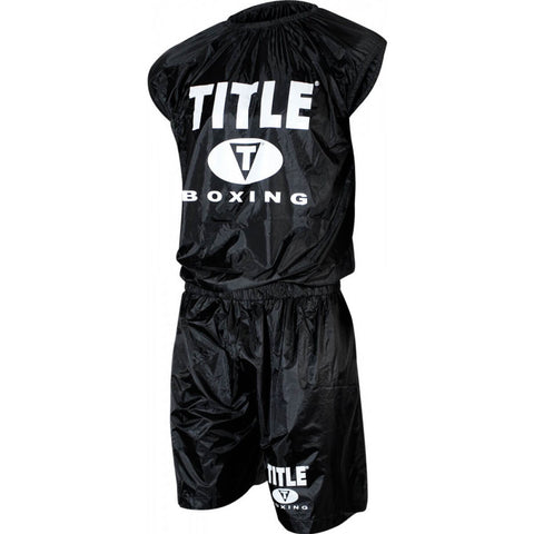 Title Boxing Pro Sweat Suit - Main