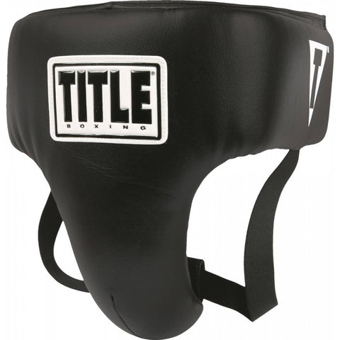 Title Deluxe Groin Guard Plus - Main
