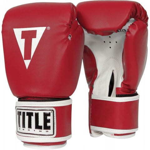 Title Fitness Cardio Boxing Gloves - Main