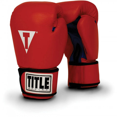 Title Fitness Kickboxing Cardio Boxing Gloves - Main