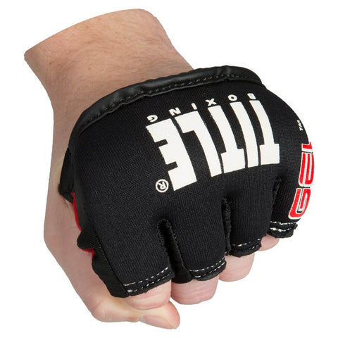 Title Gel Iron Fist Knuckle Guards - Main