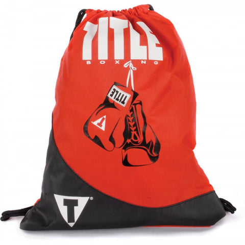 Title Gym Gear Sack Pack - Main