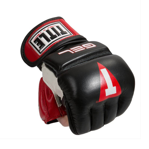 Title MMA Gel Bag Gloves - Main