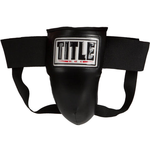 Title MMA Groin Protector - Main