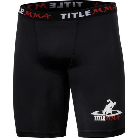 Title MMA Compression Shorts & Pro Flex Cup - Main