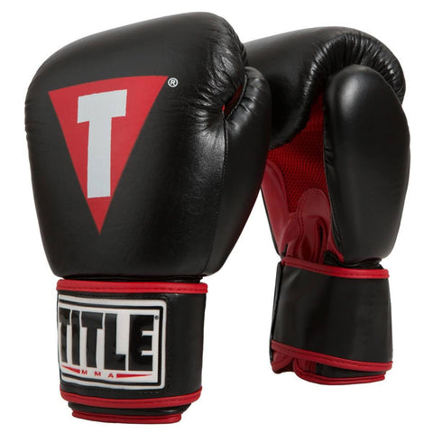 Title MMA Thai Style Boxing Gloves - Main