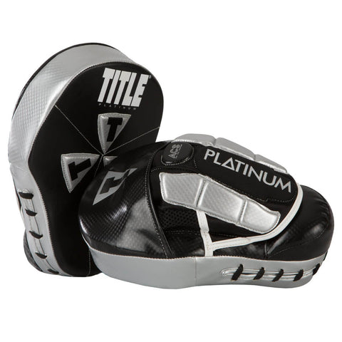 Title Platinum Pinnacle Focus Mitts - Main