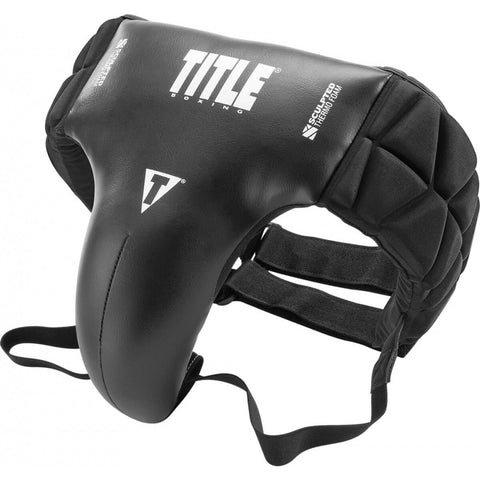 Title Sculpted Foam Groin & Ab Protector - Main