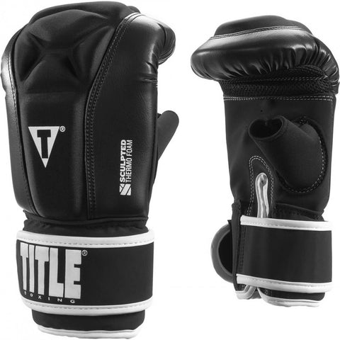 Title Sculpted Foam Pro Bag Gloves - Main