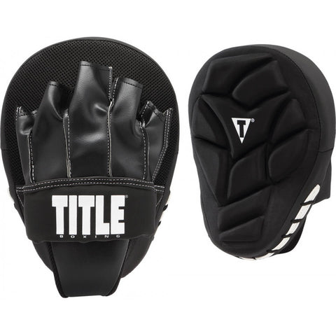 Title Sculpted Foam Punch Mitts - Main