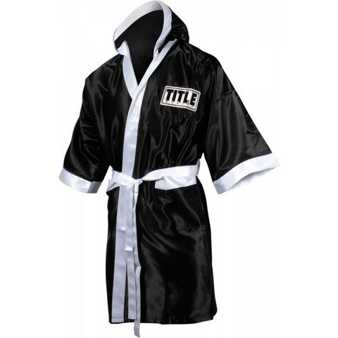 Title Stock Full Length Competition Robe - Angle 3