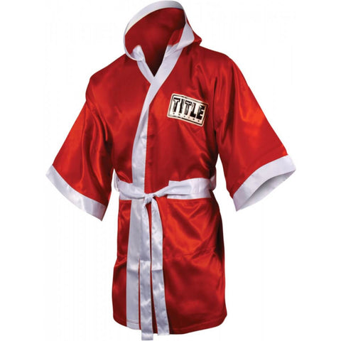 Title Stock Full Length Competition Robe - Main