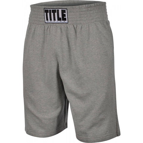 Title Boxing Training Shorts - Main