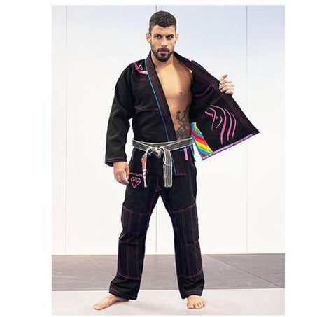 "The Awesome ""Fabulous"" Jiu Jitsu Gi - Main"