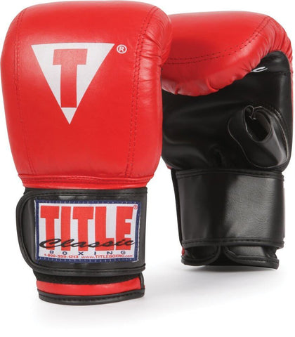 Title Aero Bag Gloves - Main