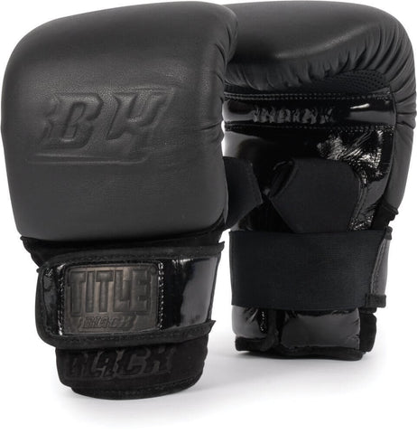 Title Black Super Bag Gloves - Main
