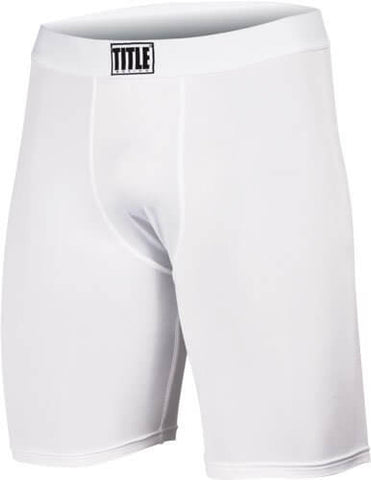 Title Boxing Bike Compressed Shorts - Main