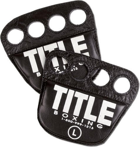 Title Boxing Black Knuckle Guard - Main