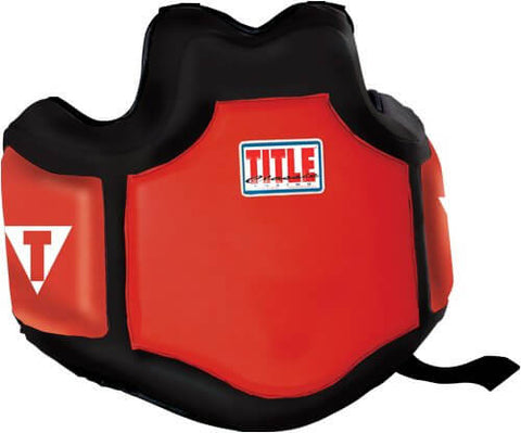 Title Boxing Body Protector - Main