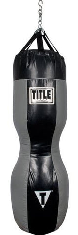 Title Boxing Body Shaped Heavy Bag - Main