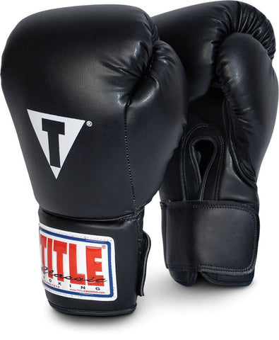 Title Boxing Classic Bag Gloves - Main