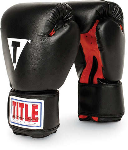 Title Boxing Classic Training Gloves - Main