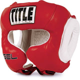 Title Boxing Gel Traditional Headgear - Main