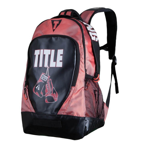 Title Boxing Max Backpack - Main