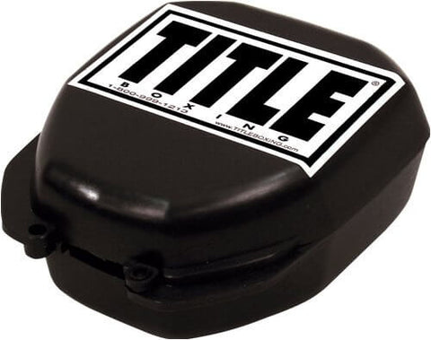 Title Boxing Mouthguard Case - Main