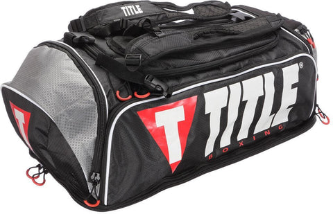 Title Boxing Sport Backpack - Main