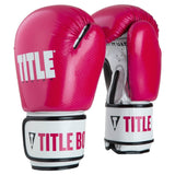 Title Boxing Vengeance Fitness Gloves - Angle 2