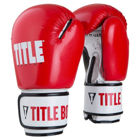 Title Boxing Youth Boxing Gloves - Main